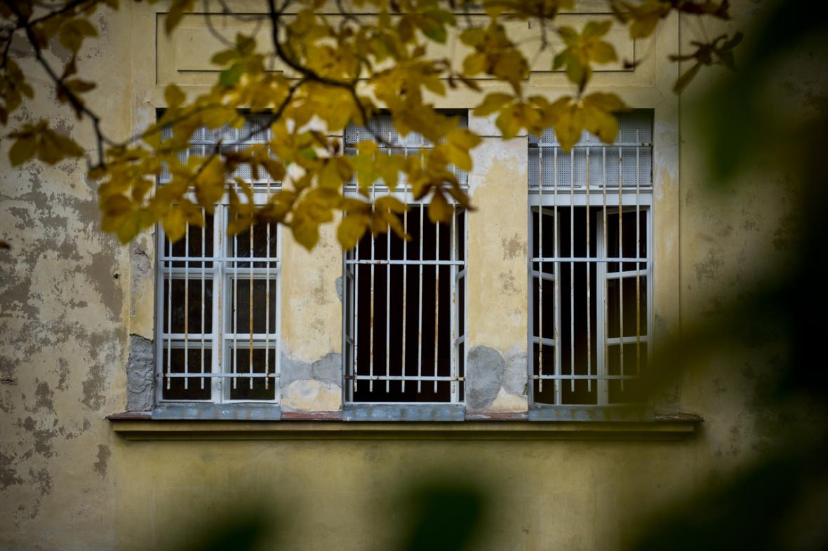 Pavilon akutní psychiatrie v Bohnicích