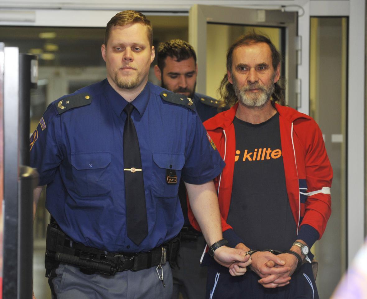 Obžalovaný Leopold Ťuka
