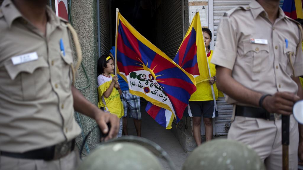 Protesty na podporu Tibetu