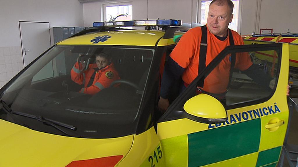 Posádka záchranné služby