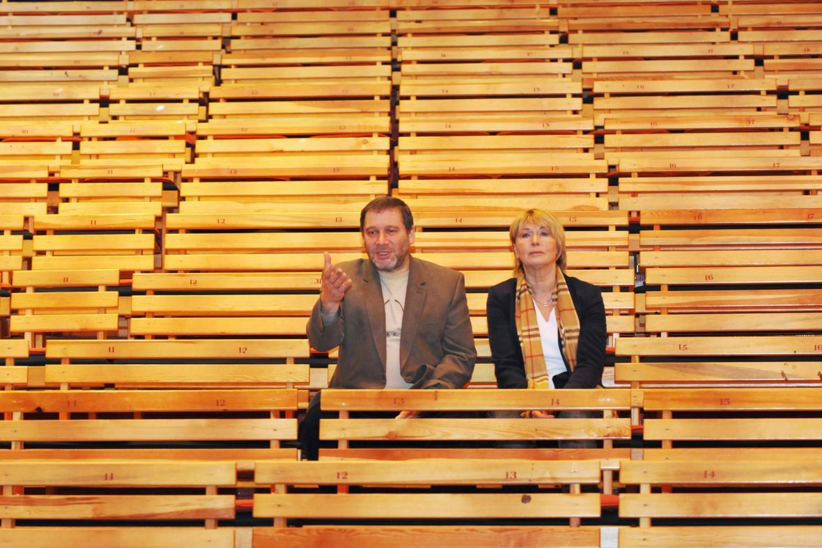 Tomáš Töpfer a Eliška Balzerová