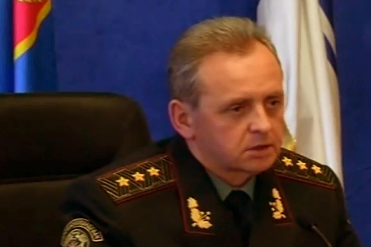 Viktor Muženko