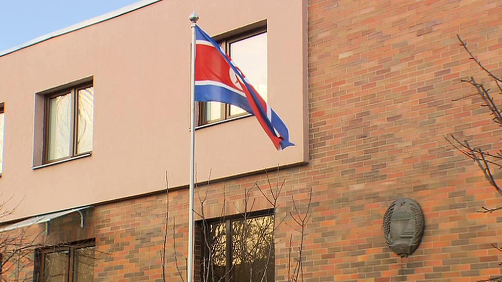 Severokorejské velvyslanectví v Praze