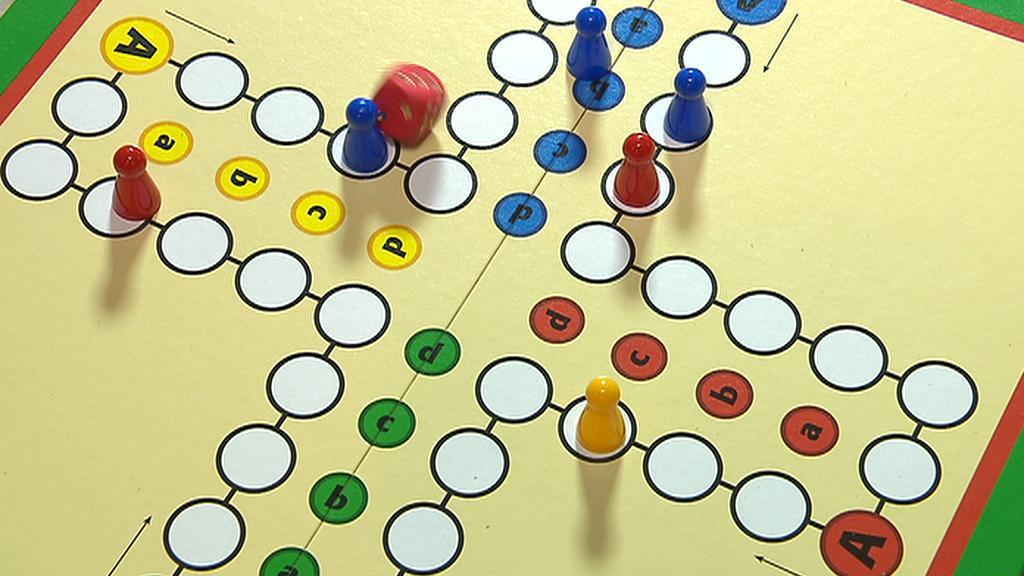 Společenská hra Člověče, nezlob se!