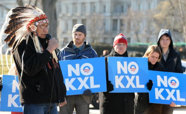 Američané ale kritizují ekologickou zátěž ropovodu Keystone