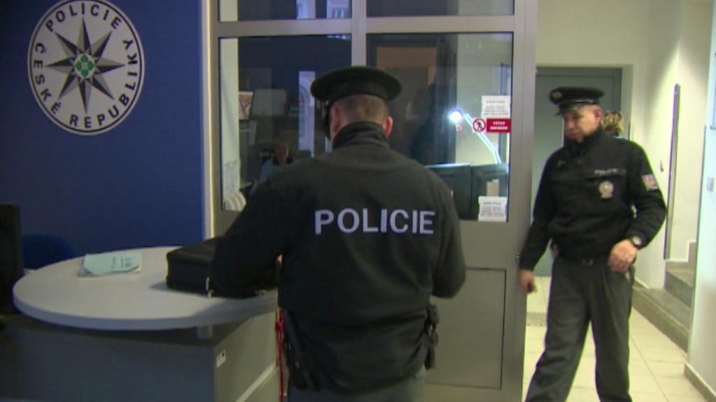 Policejní hlídka vyráží do terénu