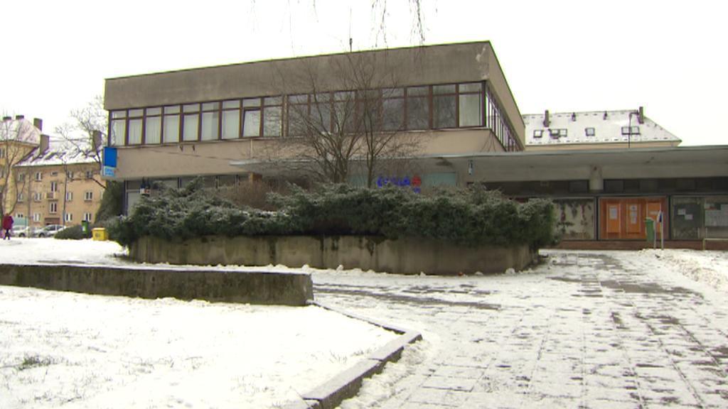 Dosavadní sídlo policie v Sezimově Ústí