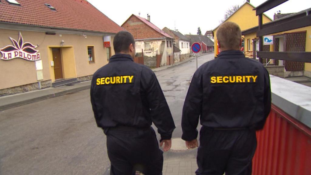 V pěti městech po odchodu policie najali bezpečnostní agenturu