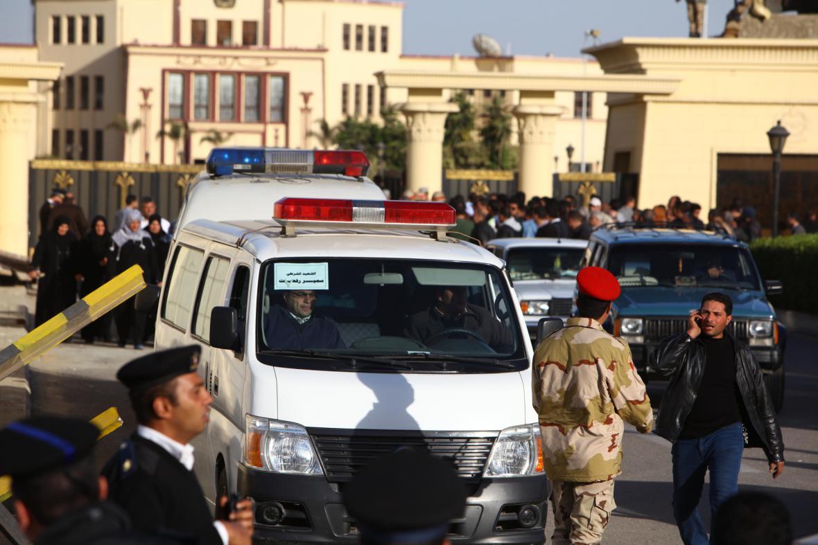 Útok islamistů na severu Sinajského poloostrova