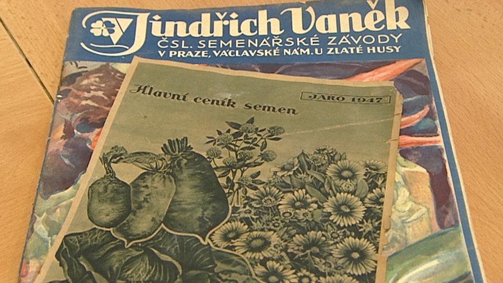 Dobové publikace Jindřicha Vaňka