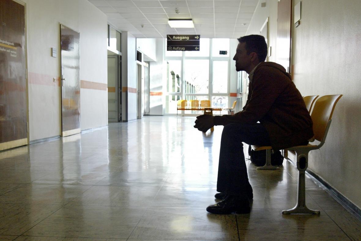 Čekání u lékaře
