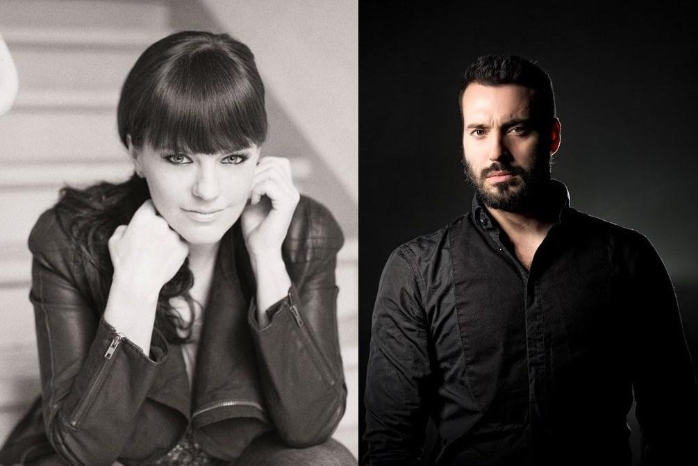 Marta Jandová a Václav