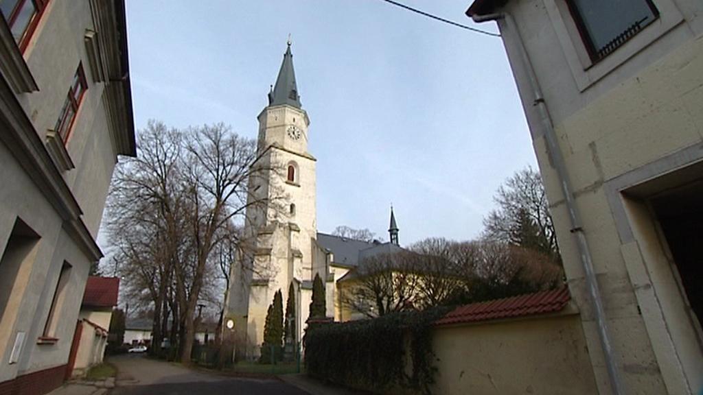 Kostel v Bohumíně
