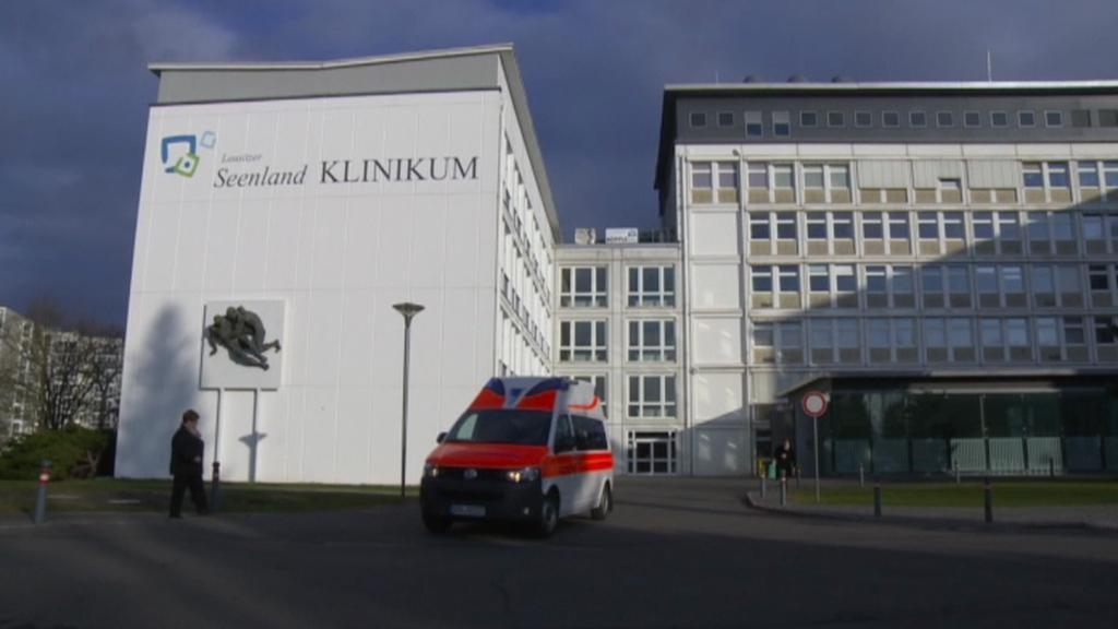 Klinika v Hoyerswerdě