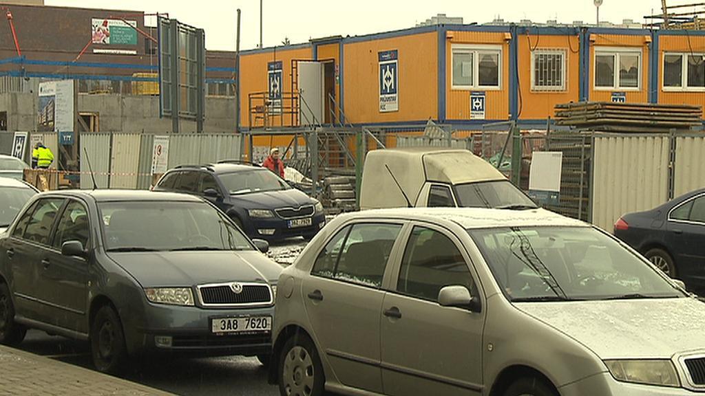 V Modřanech se staví další domy