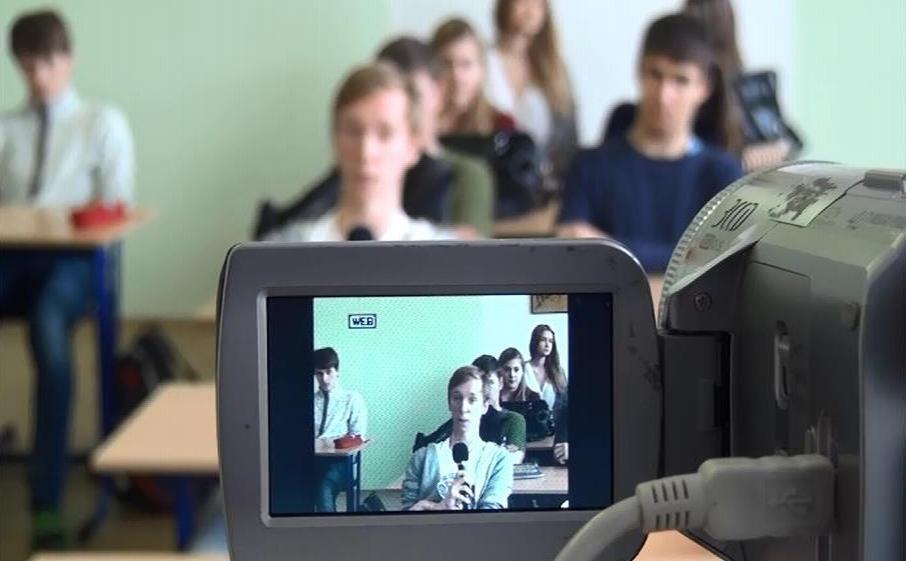 Studenti diskutují přes Skype
