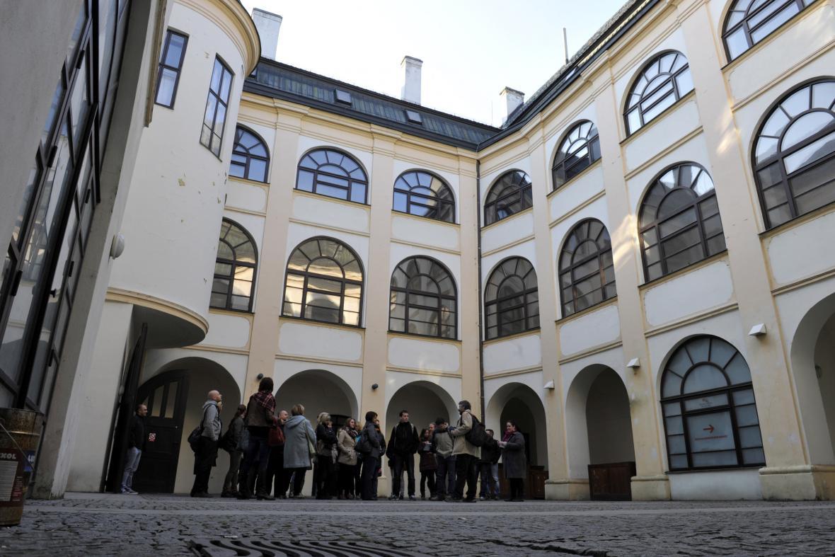 Revitalizace zlínského zámku