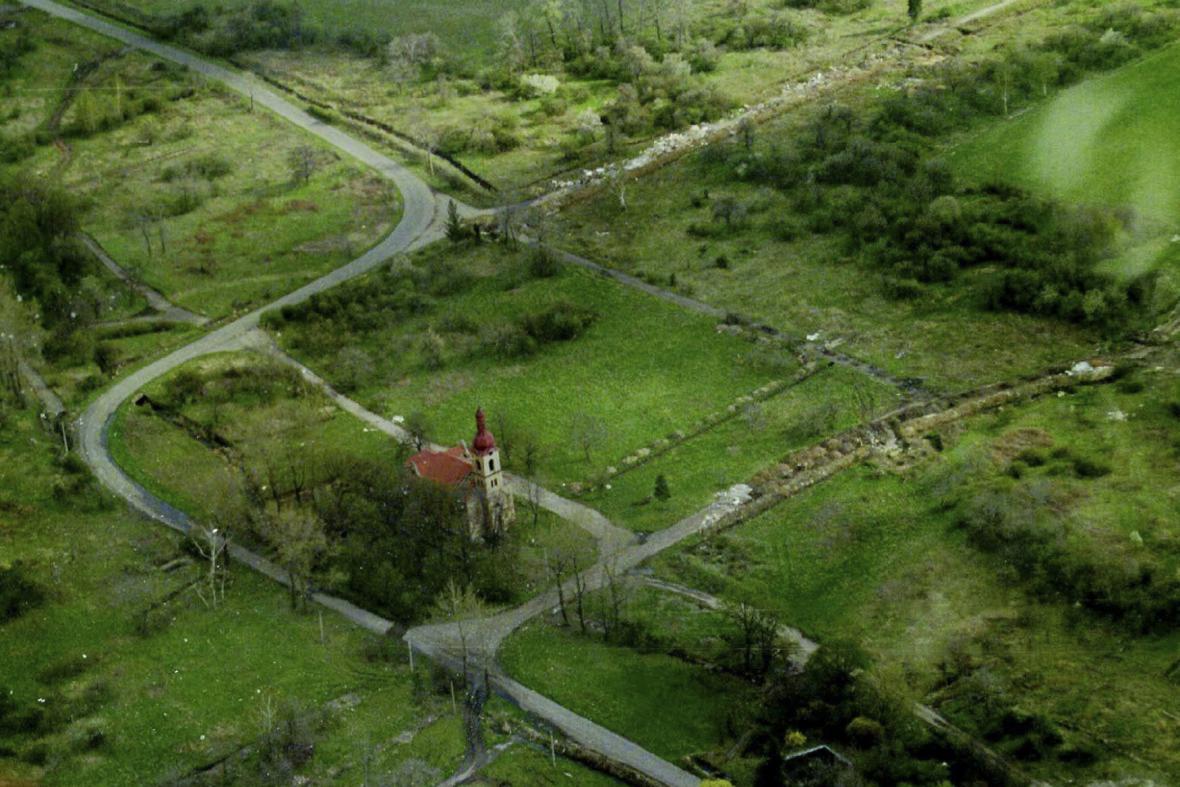 Zaniklá obec Libkovice