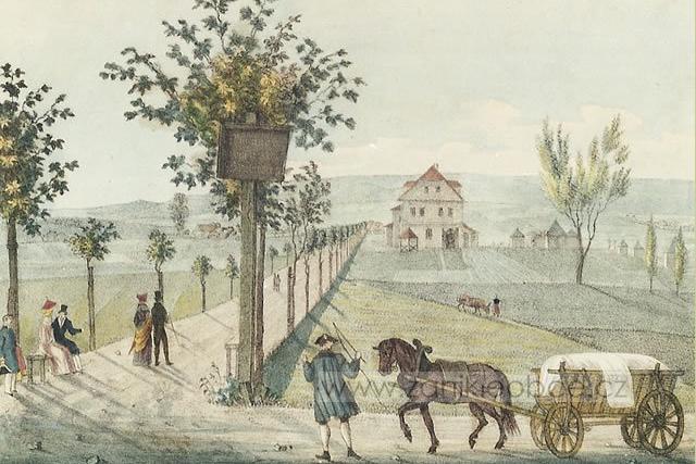 Zaniklá obec Bylany