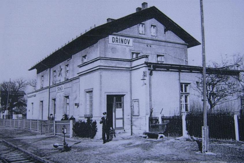 Zaniklá obec Dřínov