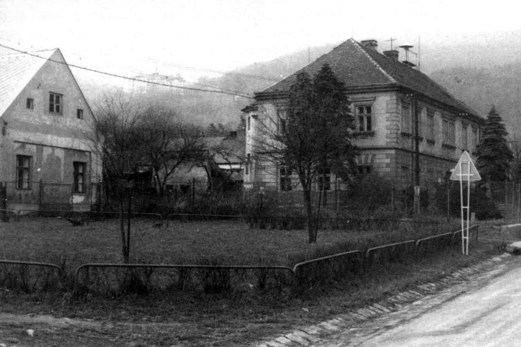Zaniklá obec Albrechtice