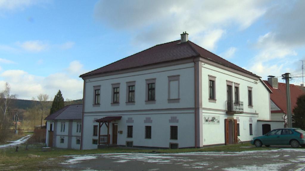 Mlýn ve Šťáhlavech u Plzně