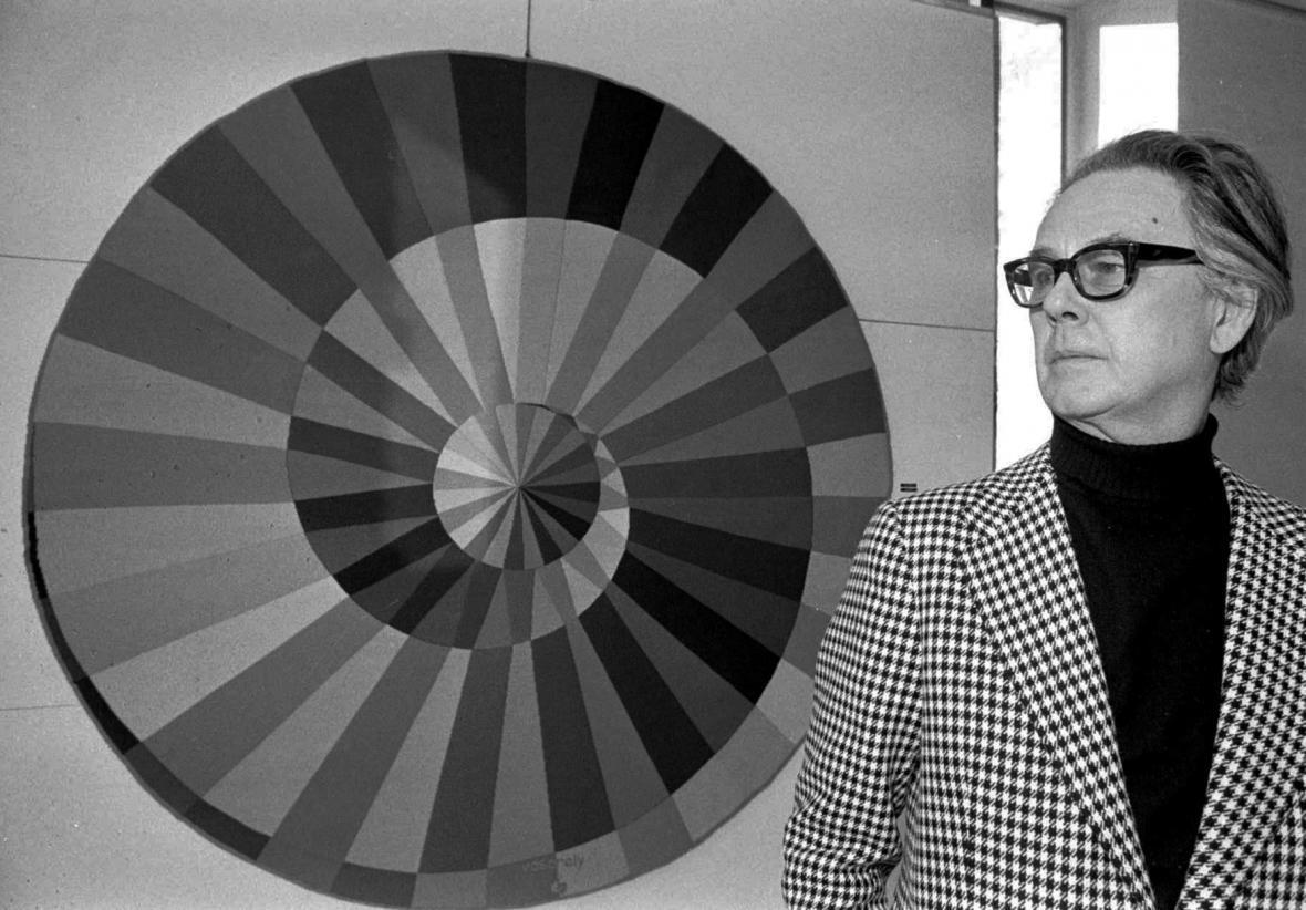 Victor Vasarely - 1972
