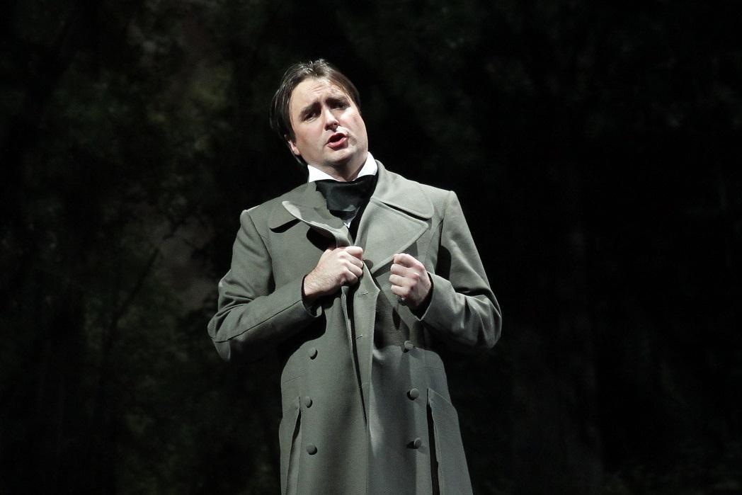 Svatopluk Sem v opeře Tannhäuser