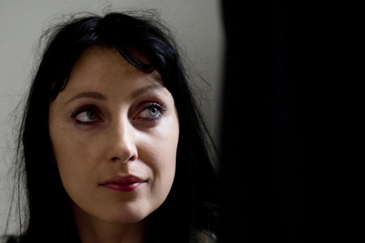 Obžalovaná Lucie Novanská