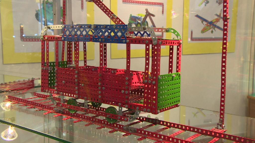 Model tramvaje