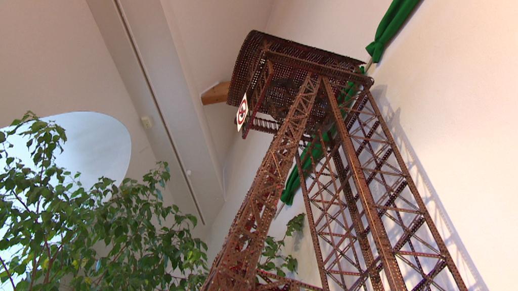 Těžní věž