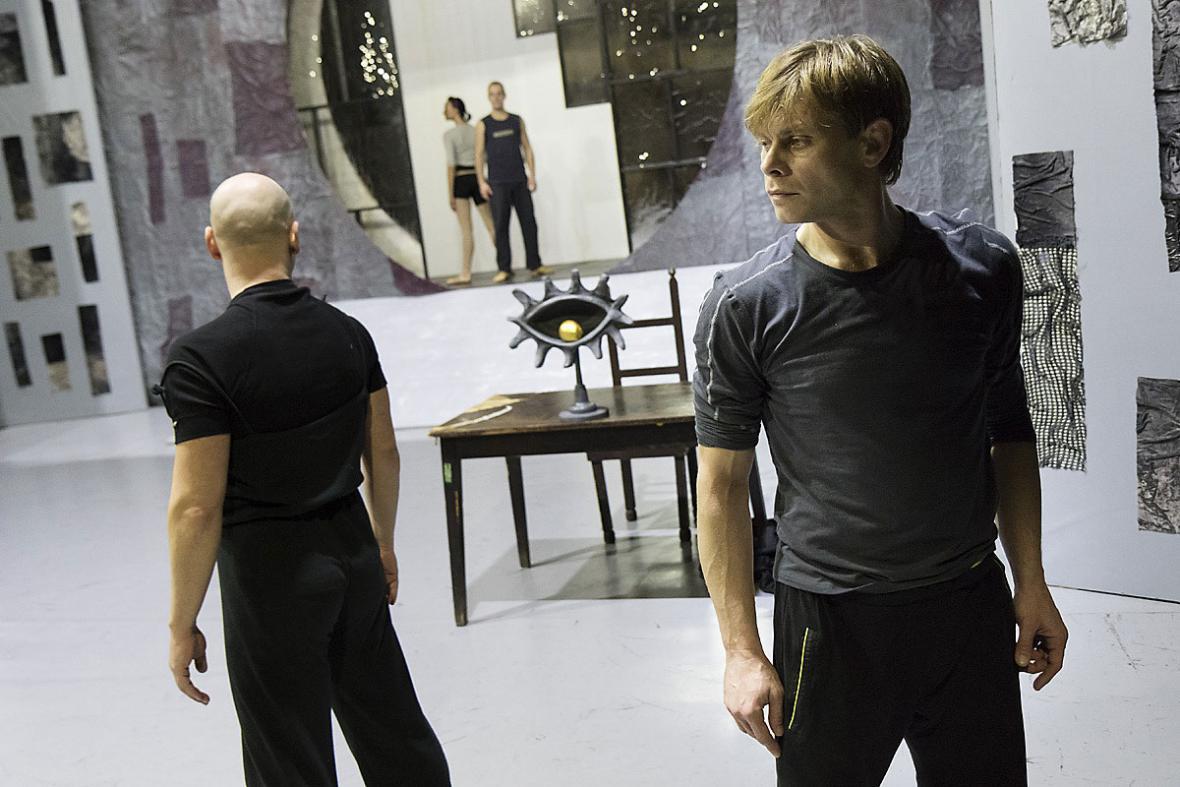 Balet Faust v Opavě