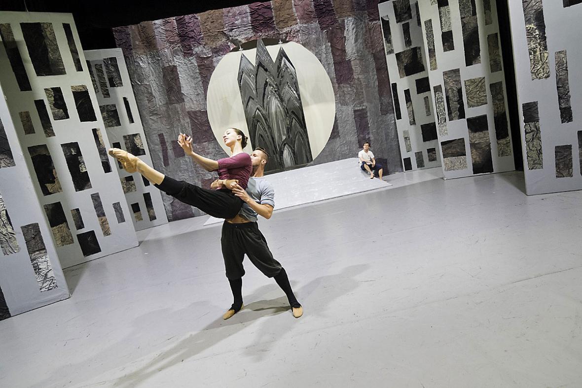 Baletní představení Faust