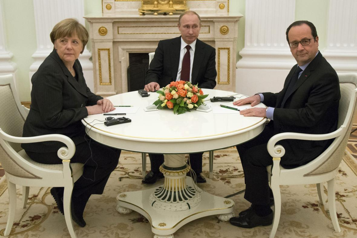 Jednání v Moskvě