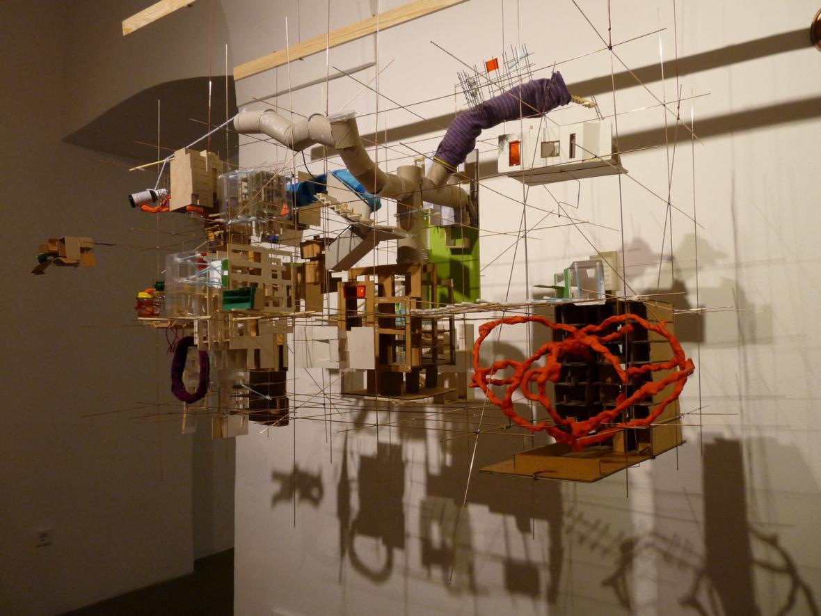 Z výstavy Baugruppe ist super!