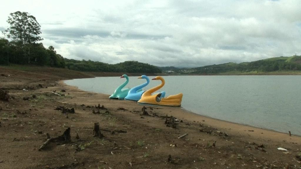 Sucho v Brazílii