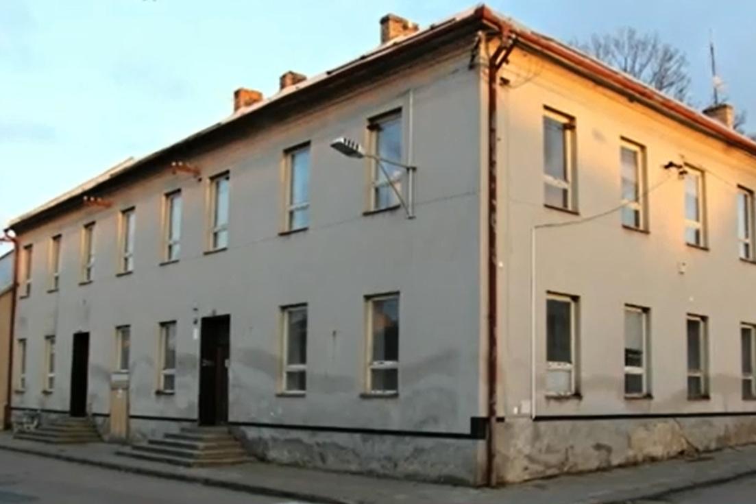 Stará radnice v Morkovicích- Slížanech