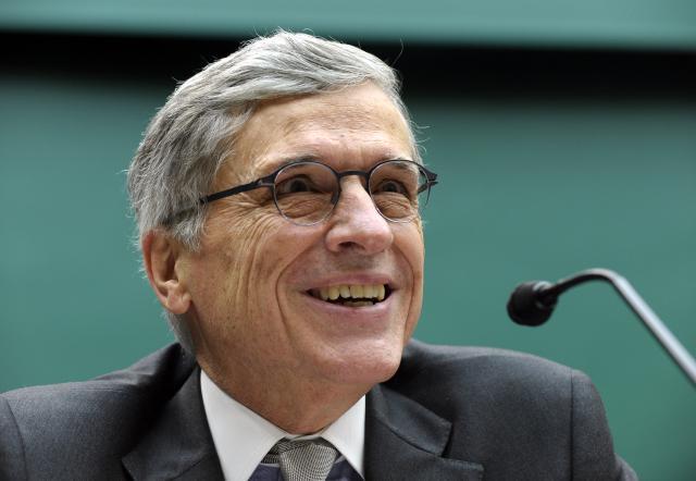 A jeho návrh podpořil předseda FCC Tom Wheeler