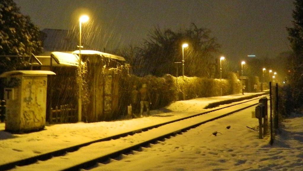 Sníh ve Zlíně
