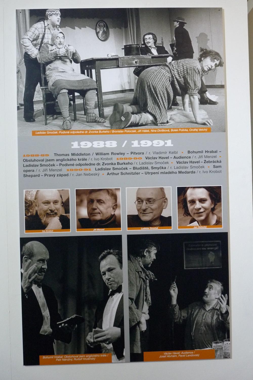 50 let Činoherního klubu