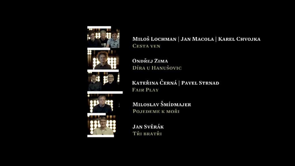 Nominace Český lev: nejlepší film