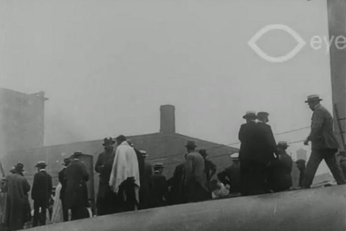 Záběry z lodního neštěstí v Chicagu