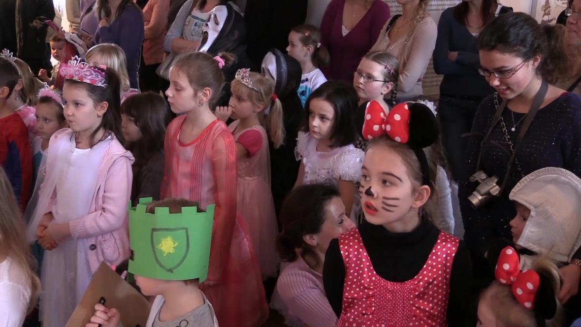 Zámecký karneval v Třebíči