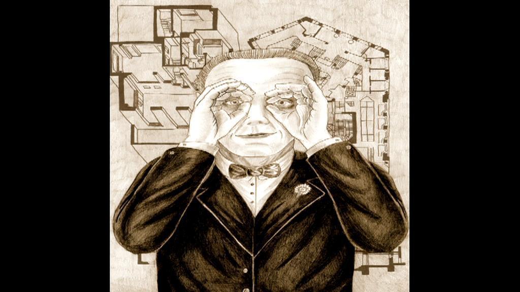 Komiks výtvarnice Marie Kohoutové