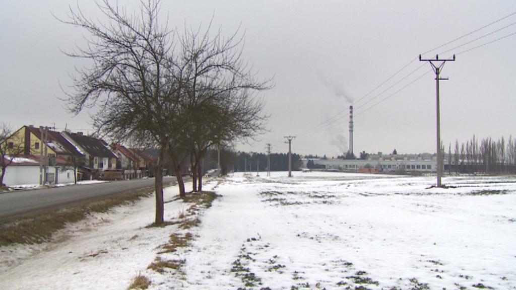 Na okraji Jindřichova Hradce chce radnice vybudovat průmyslovou zónu