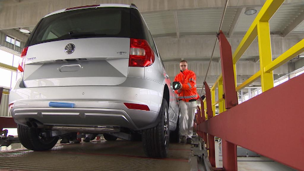 Výroba automobilů v Kvasinách