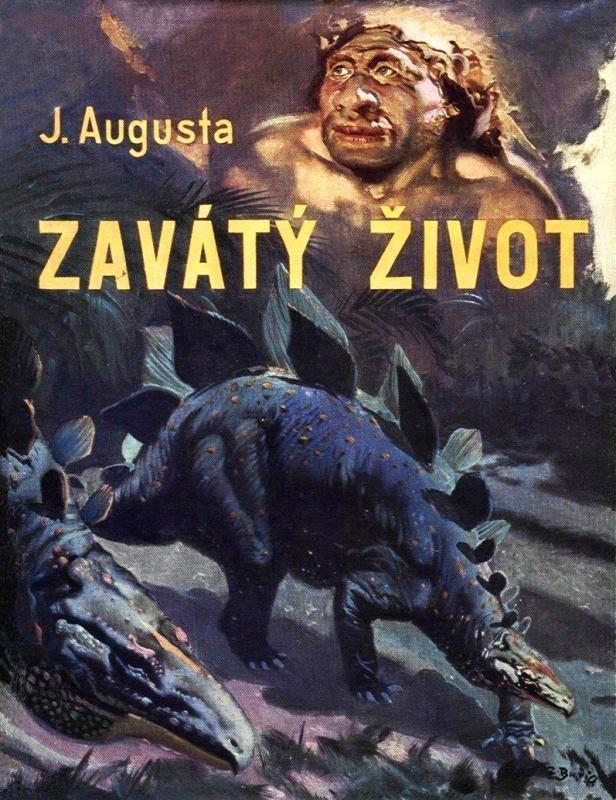 Obálka - Zdeněk Burian