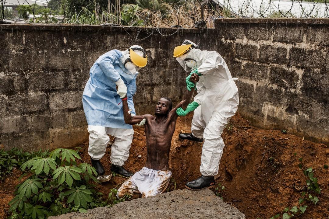Pete Muller / Ebola In Sierra Leone