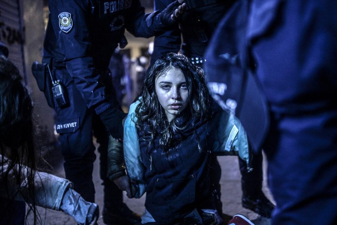 Bulent Kilic / Istanbul Protest