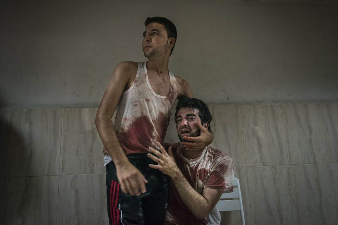 Sergey Ponomarev / Gaza Conflict